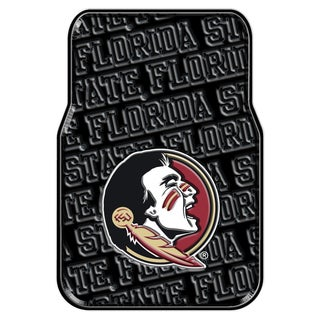 COL 343 Florida State Rubber Car Front Floor Mat