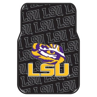The Northwest Company COL 343 LSU Car Front Floor Mat