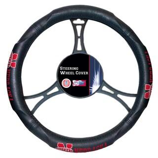 The Northwest Company COL 605 Nebraska Car Steering Wheel Cover