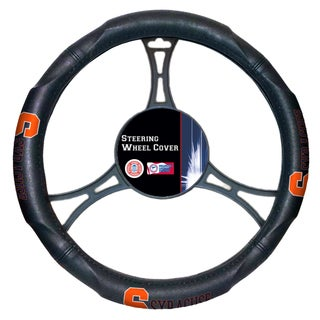 The Northwest Company COL 605 Syracuse Multicolored Car Steering Wheel Cover