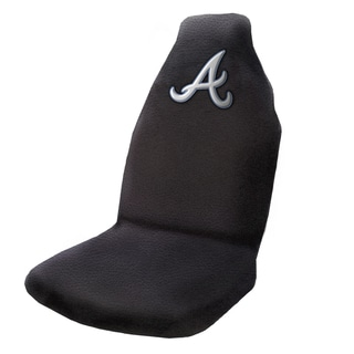 The Northwest Company Official MLB 175 Braves Car Seat Cover