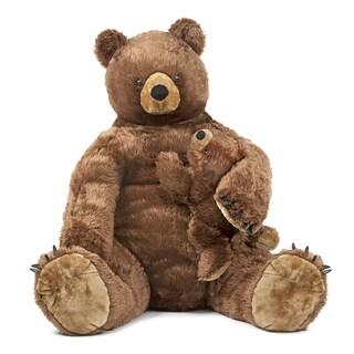 Melissa & Doug Brown Bear and Cub