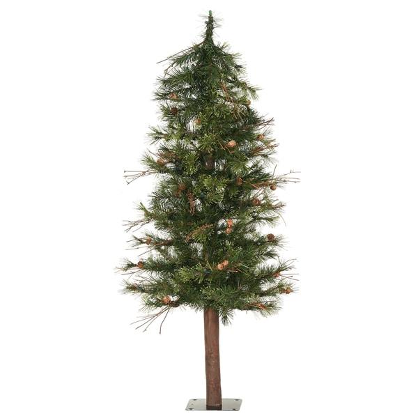 4 foot artificial christmas tree 7 foot vickerman mixed country alpine 4foot unlit artificial christmas tree shop