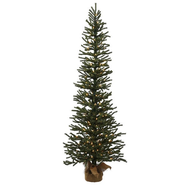 50 Foot Christmas Tree: Shop Vickerman Green Plastic 3-foot Mini Pine Artificial