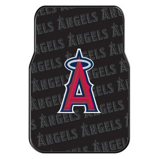 Shop The Northwest Company Mlb 343 Angels Rubber Car Front