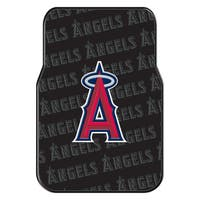 The Northwest Company MLB 343 Angels Rubber Car Front Floor Mat
