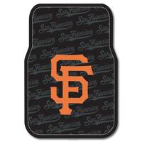 The Northwest Company MLB 343 SF Giants Car Front Floor Mat