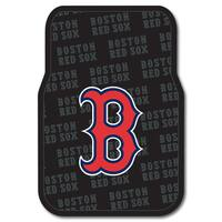 The Northwest Company MLB 343 Red Sox Car Front Floor Mats