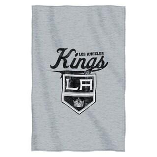 NHL 100 LA Kings Sweatshirt Throw