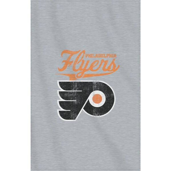 NHL 100 Flyers Sweatshirt Throw