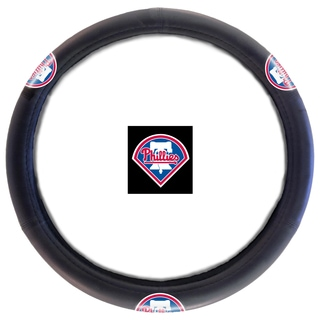 The Northwest Company MLB 304 Phillies Car Steering Wheel Cover