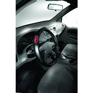 MLB 304 Red Sox Car Steering Wheel Cover