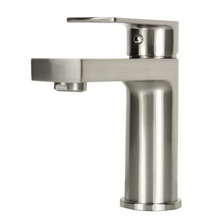 Anna Style Brushed Nickel Stainless Steel Lavatory Faucet