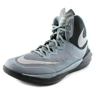 Nike Men's 'Prime Hype DF II' Grey Synthetic Athletic Shoes