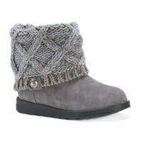 MUK LUKS® Women's Patti Brown Boots
