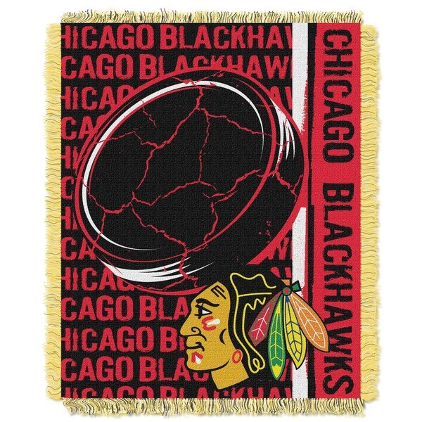 NHL 019 Blackhawks Double Play Throw