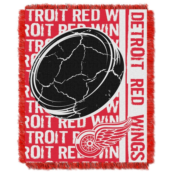 The Northwest Company NHL 019 Redwings Power Play Throw