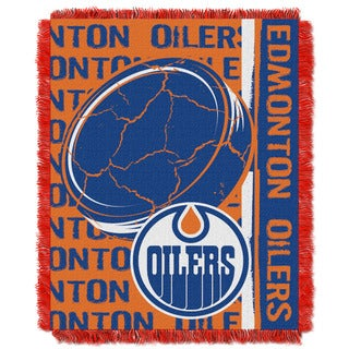 The Northwest Company NHL 019 Oilers Power Play Throw
