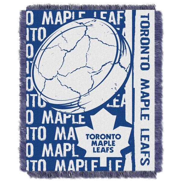 NHL 019 Maple Leaf Double Play Throw
