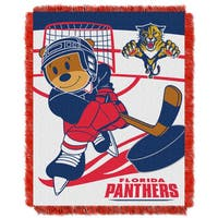 NHL 044 Panthers Baby Throw
