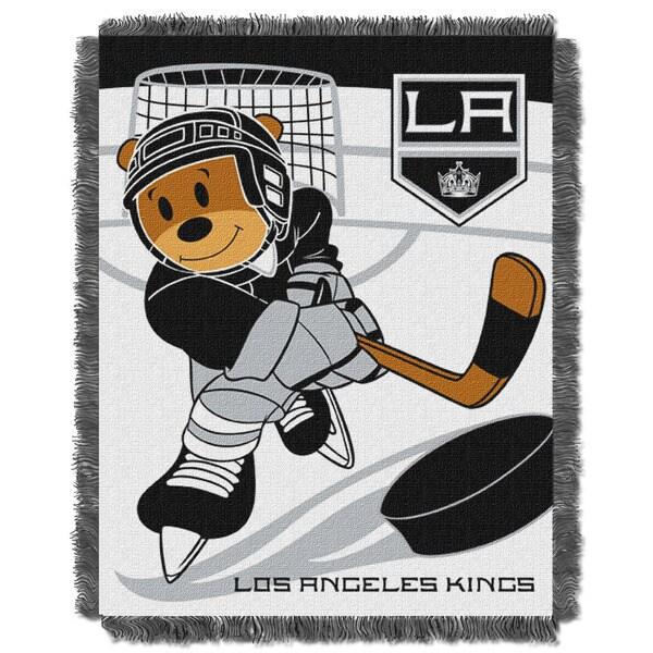 NHL 044 Kings Baby Throw