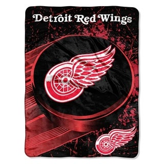 NHL 059 Red Wings Ice Dash Micro Throw
