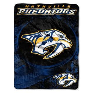 NHL 059 Predators Ice Dash Micro Throw