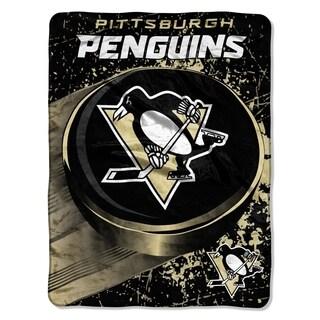 NHL 059 Penguins Ice Dash Micro Throw