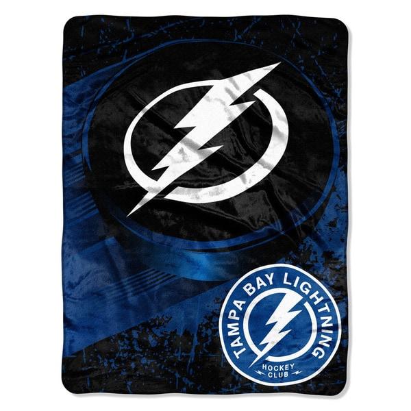 NHL 059 Lightning Ice Dash Micro Throw
