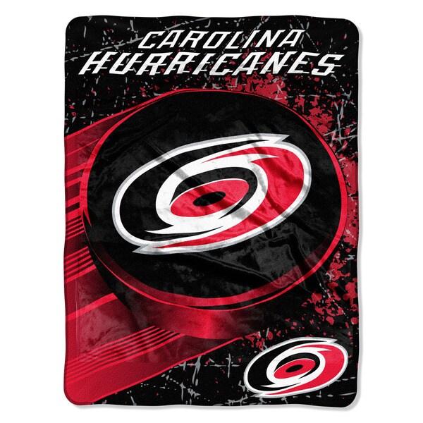 NHL 059 Huricanes Ice Dash Micro Throw