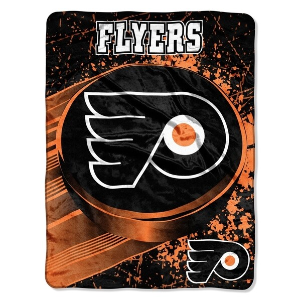 NHL 059 Flyers Ice Dash Micro Throw