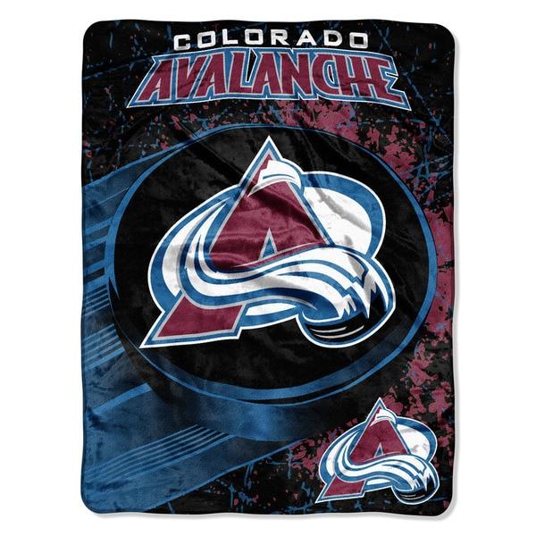 NHL 059 Avalanche Ice Dash Micro Throw