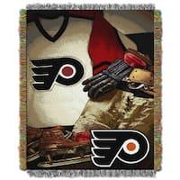 NHL 051 Flyers Vintage Throw