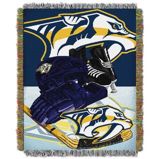 NHL 051 Predators HIA Throw