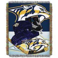 NHL 051 Predators HIA Throw