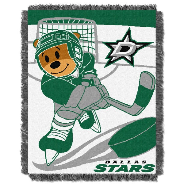 Shop NHL 044 Stars Baby Throw - Free Shipping On Orders Over  45 -  Overstock.com - 12112878 85ba88c30