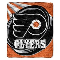 NHL 065 Flyers Sherpa Puck Throw