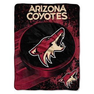 NHL 059 Coyotes Ice Dash Micro Throw