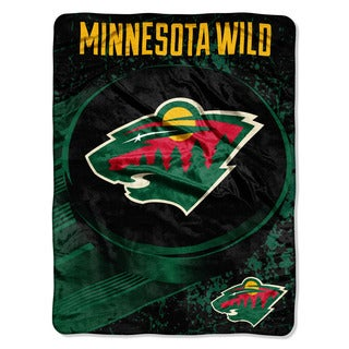 NHL 059 Wild Ice Dash Micro Throw