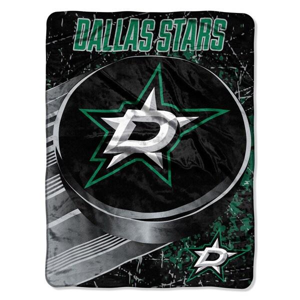 NHL 059 Stars Ice Dash Micro Throw