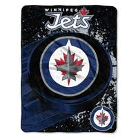 NHL 059 Winnipeg Jets Ice Dash Micro Throw