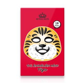 Royal Skin Animalian Tiger Facial Mask (Pack of 10)
