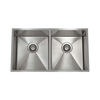 Stainless Steel 3/4 Radius Sink