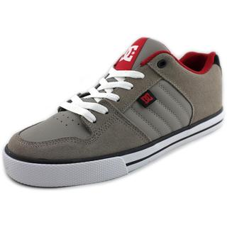 DC Shoes Men's 'Course' Leather Athletic Shoes
