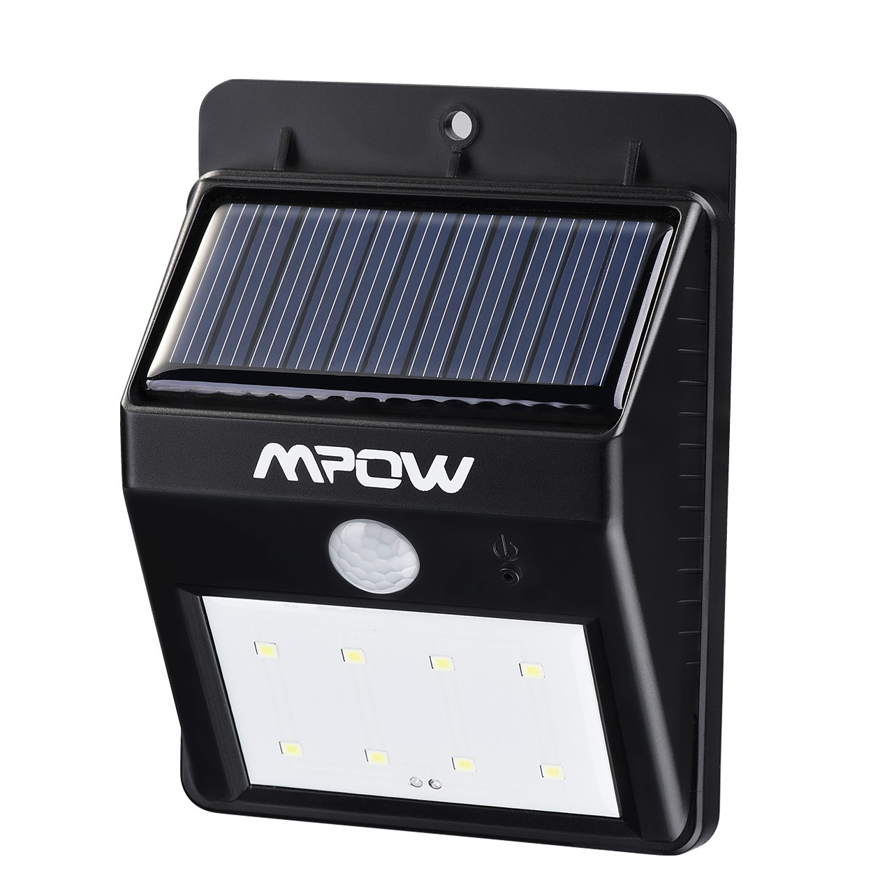 Mpow Solar-powered Wireless Outdoor Motion Sensor Light (...