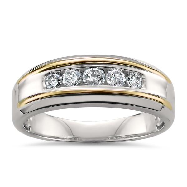 Men\'s Wedding Bands & Groom Wedding Rings - Shop The Best Deals ...