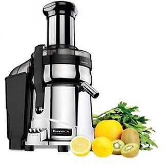 Kuvings NJ-9700U Chrome-finished Stainless Steel Centrifugal Juice Extractor