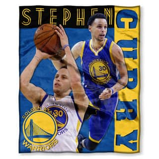 NBA 575 Warriors Stephen Curry Silk Touch Throw|https://ak1.ostkcdn.com/images/products/12113674/P18974522.jpg?impolicy=medium