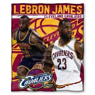 NBA 575 Cavaliers Lebron James Silk Touch Throw