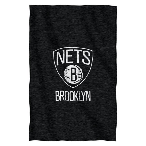 NBA 100 Brooklyn Nets Sweatshirt Throw